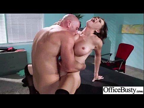 Intercorse On Cam With Slut Busty Amazing Office Girl (krissy lynn) mov-25
