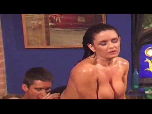 Teresa May Takes 10 Inches - Scene 3