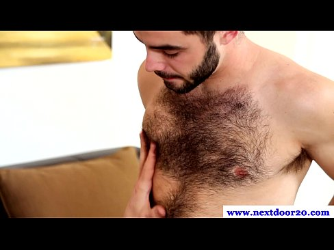 Hot gay college cock session
