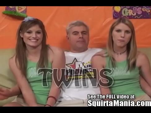 porn stars girl Twin
