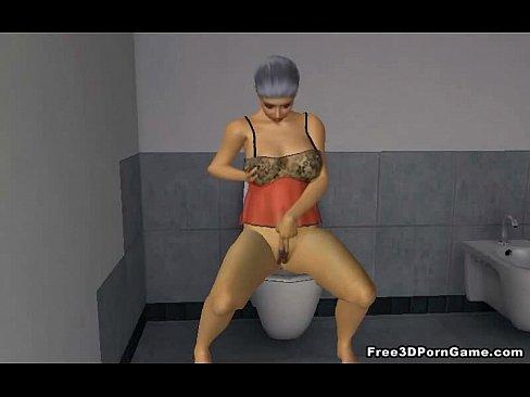 3d granny sex