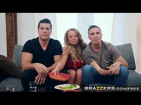 Brazzers - Brazzers Exxtra -  Superbang My Ass scene starring Corinna Blake, Keiran Lee and Ramon