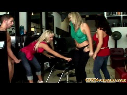 Girl orgy clips