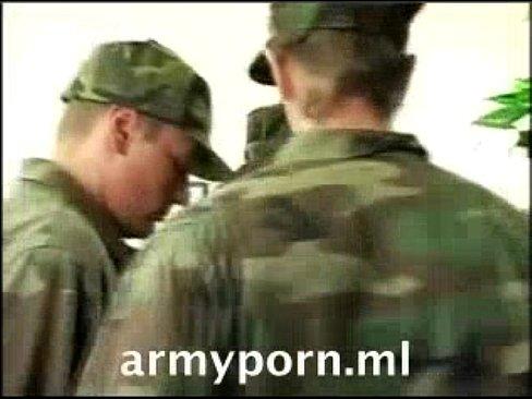 gangbang Army amateur wife