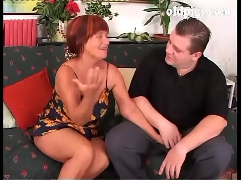 Mature Wants Young Dick