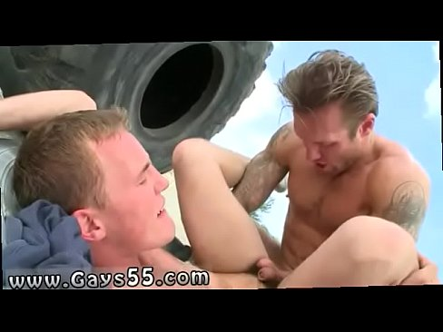 Hot gay sex in shower