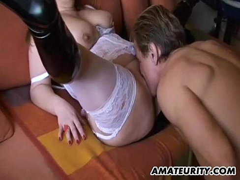 Amateur big boobs milf gets fucked