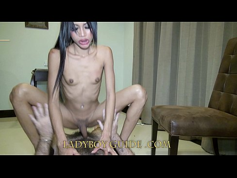 Firm Brown Cock Ladyboy In Thailand