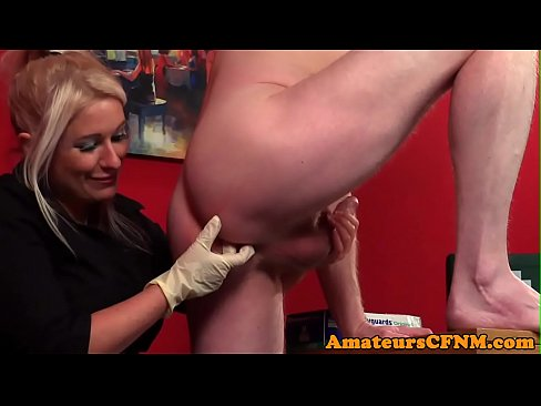 Milf doctor cock examination