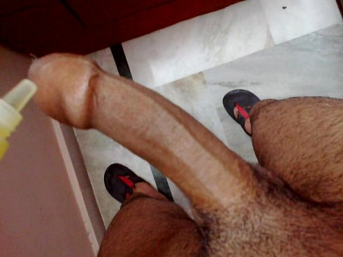 My penis play masturbation