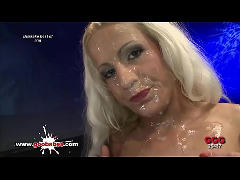 Cum Covered Compilation - German Goo Girls