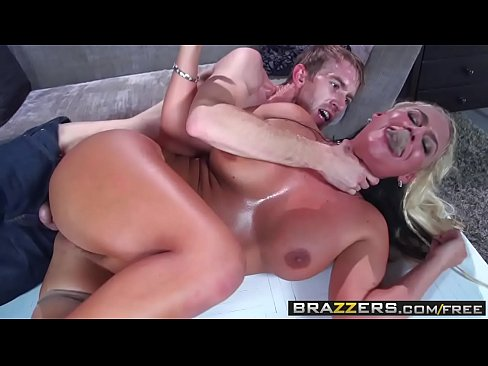 Blowjob from a clothed milf