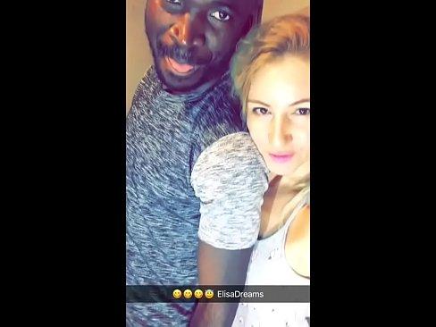 Snapchat sexe