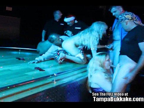 Dance new york club strip