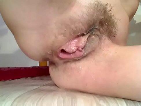 Mature pussy closeup