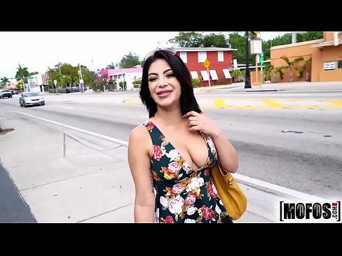 Mofos.com - Kitty Caprice - Public Pick Ups