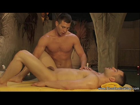 Gay Male Anal Massage