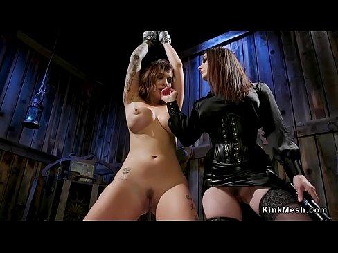 Big Tit Asian Lesbian Maid
