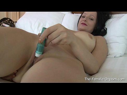 Orgasm wet clit pussy