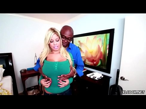 Bridgette B Interracial