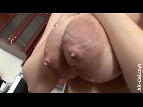 Areolas black dark girl on