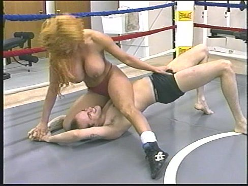 Hardcore mixed wrestling