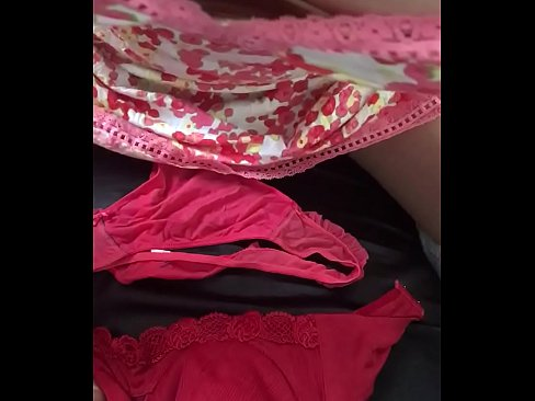 Certainly. was cummed soaked red panties like