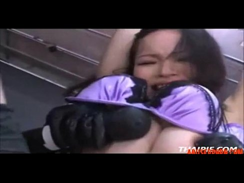 Asian bondage toyed scream