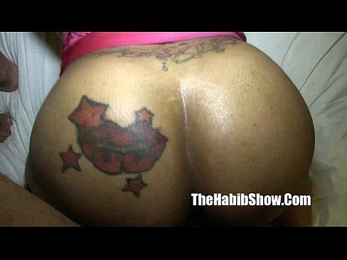 Big butt long leg fucked asshole