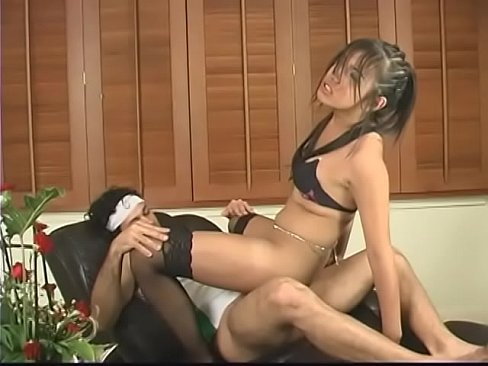 Asyan shemale nurse gets fucked by her patient