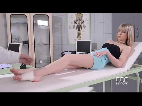 Doctor s Footjob Orders  Foot Fucking The Pain Away