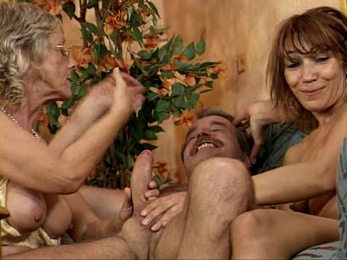 German Mature Swingers Orgy
