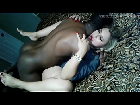 Blonde Milf First Black Cock