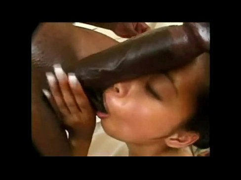 Ebony Wife Sucking 2 Dicks