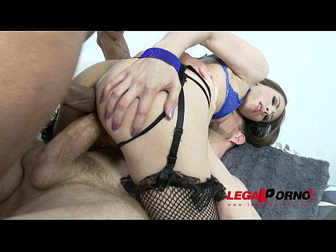 naked sexy blonde anal
