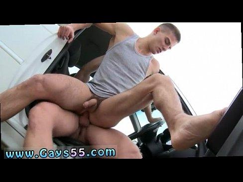 Horny μαύρο γκέι σεξ