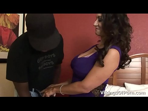Stressed At Work Persia Monir Sex With Black Cock