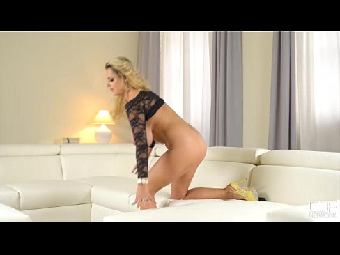 British blonde big tits