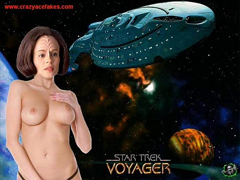 big tits star trek porn