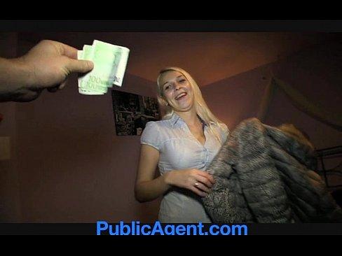 Public Agent Big Tits Creampie