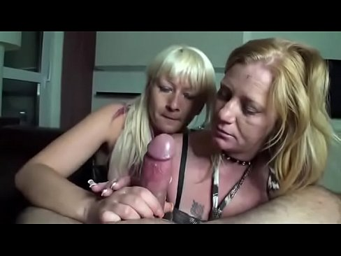 Two MILF Blowjob