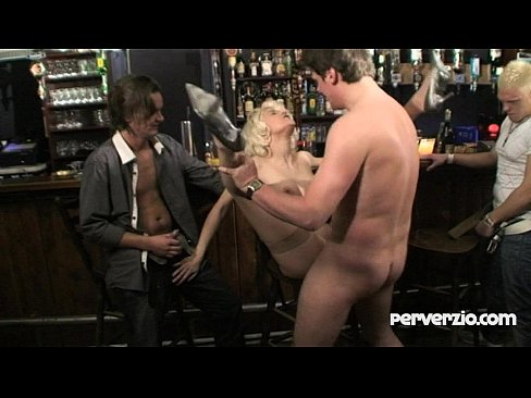 Real girl gets kinky naked fetish