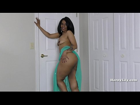 Hornylily giving joi in tmail with english subtitles
