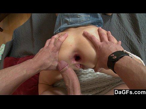 girl getting fucked anally
