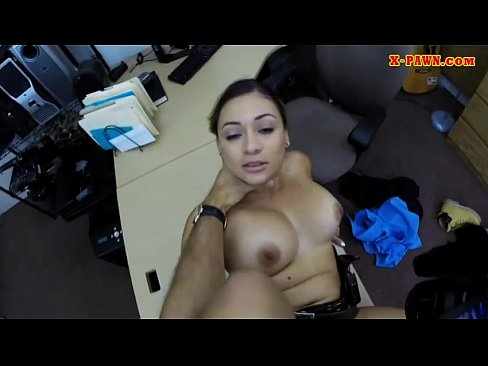Banged dude pawn latina by nasty Busty