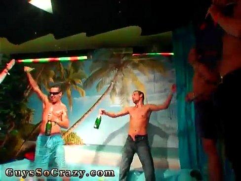 Performing gay oral sex