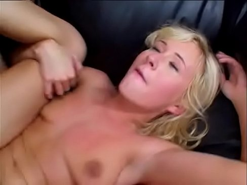 Young blonde gets fucked hard
