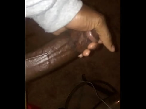 On long black kik dick