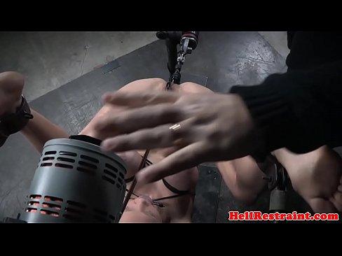 Black Anal Fuck Machine