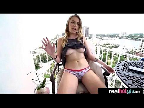 Real Hot Sexy GF (alex blake) Bang Hard Style In Front Of Camera mov-03